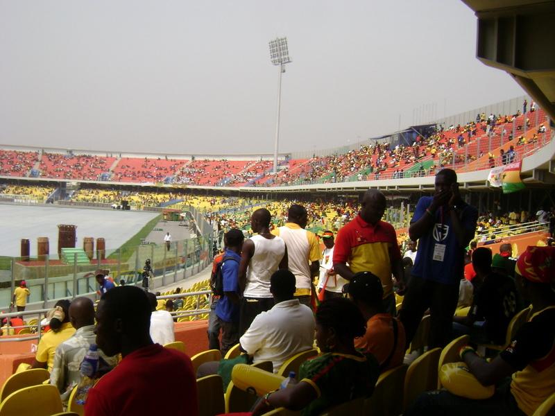 112 - stadium